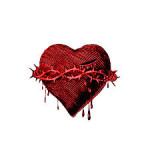 heart with thorns
